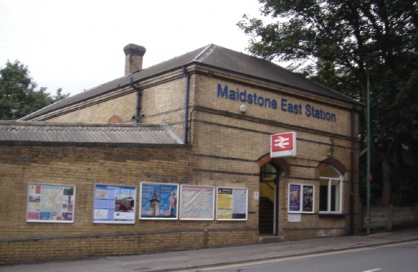 Maidstone East station