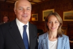 Helen Whately meets Ian Duncan Smith