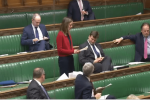Helen Whately asks Greg Clark the Business Secretary about building a new medical school in Kent