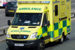 Ambulance. By Graham Richardson from Plymouth