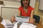Helen Whately MP reads residents' surveys