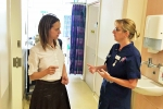 Visiting Kent and Canterbury Hospital