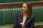 Helen Whately asks the Rail Minister about disabled passengers