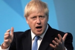 Prime Minister Boris Johnson announces investment in broadband and mobile