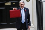 Chancellor Philip Hammond announces £200m fund for primary school broadband at the Budget