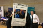 Helen at Kent MPs Maidstone Apprenticeship Fair