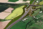proposed new junction at Stockbury
