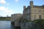 """Autumn in the grounds at Leeds Castle (8) - geograph.org.uk - 1556271"" by Bashe"